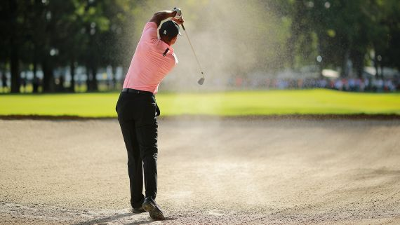What Stops Tiger Woods From Taking on a Hero Shot