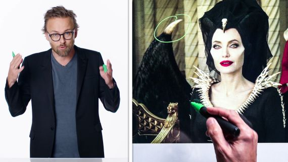 """Maleficent: Mistress of Evil"" Director Breaks Down the Dinner Scene"