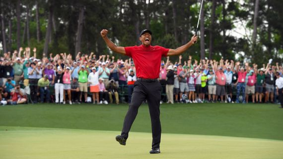 Tiger Woods' Key to Playing Augusta National