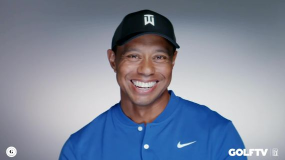 Why Tiger was particularly proud of the way his son beat him in a putting contest