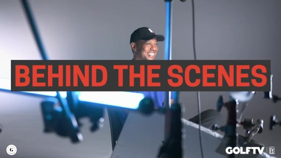 """Go Behind the Scenes on the Making of """"My Game: Tiger Woods"""""""