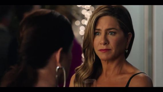 """""""The Morning Show"""" Exclusive: Jennifer Aniston vs. Marcia Gay Harden"""