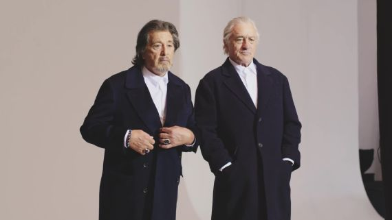 Al Pacino and Robert De Niro are GQ's Godfathers of the Year
