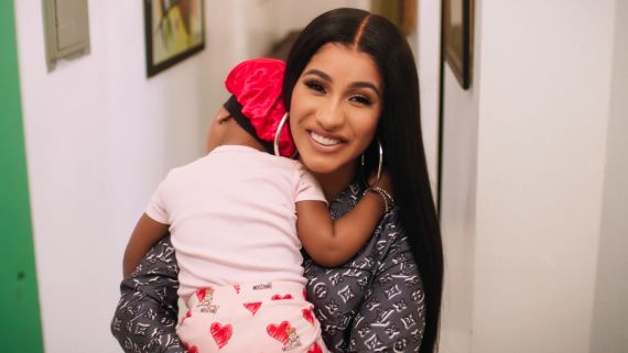 Cardi B on Her Daughter, Her New Album and Her Dream Collabs