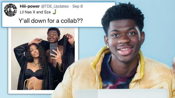 Lil Nas X Goes Undercover on Reddit, Twitter and Instagram