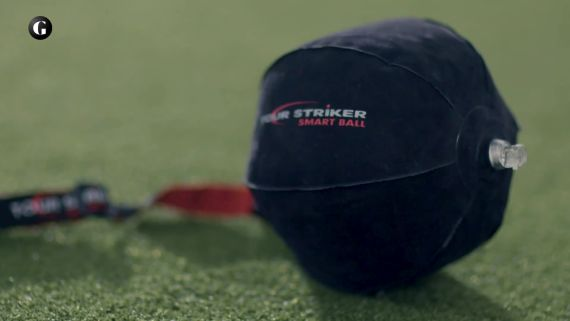 Hit It Like a Pro With the Tour Striker Smart Ball