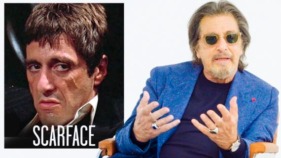 Al Pacino Breaks Down 4 of His Most Iconic Characters