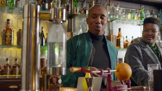 3 Levels of Cocktail Complexity with Comedian Chris Redd | WIRED Brand Lab