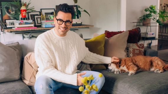 Dan Levy on Schitt's Creek, His Writing Career, and Growing Up With a Famous Father