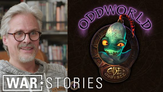 How Mind Control Saved Oddworld: Abe's Oddysee