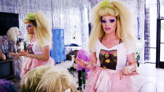 Drag Superstar Willam's Glamorous Dressing Room Tour