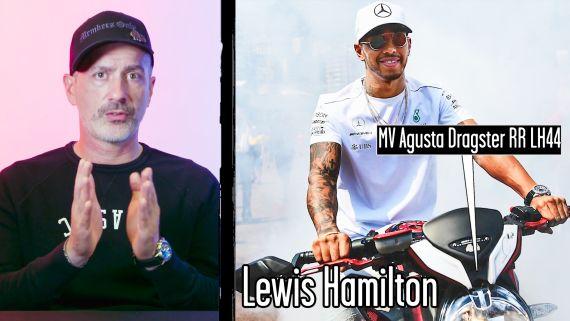 Motorcycle Expert Breaks Down Celebrity Bikes Pt 2