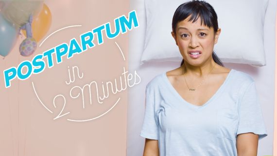 This is Your Postpartum In 2 Minutes