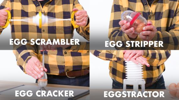 5 Egg Kitchen Gadgets Improved by Design Expert