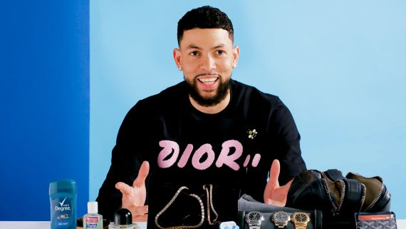 10 Things Austin Rivers Can't Live Without