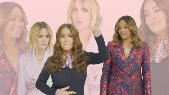Salma Hayek, Tiffany Haddish, and Rose Byrne Take a Friendship Test