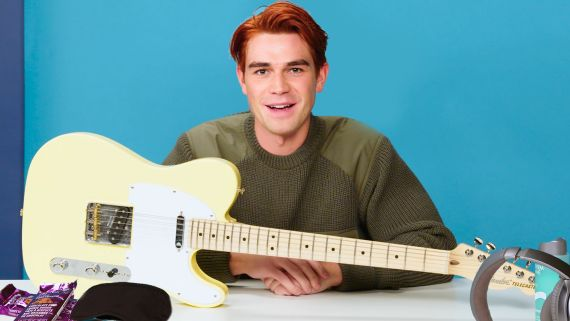 10 Things Riverdale's KJ Apa Can't Live Without