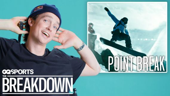 Pro Snowboarder Breaks Down Snowboarding Scenes from Movies