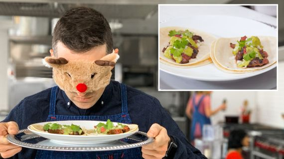 Recreating Roy Choi's Carne Asada Tacos From Taste