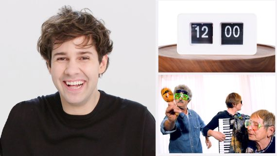 Everything David Dobrik Does in a Day