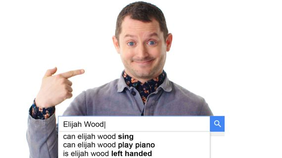 Elijah Wood Answers the Web's Most Searched Questions