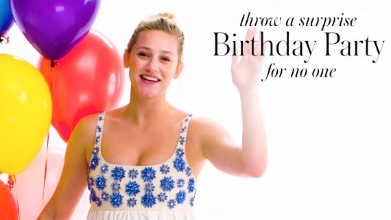 Lili Reinhart Tries 9 Things She's Never Done Before
