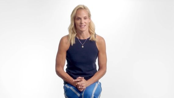 Dara Torres on Psoriasis, Body Image, and the Olympics