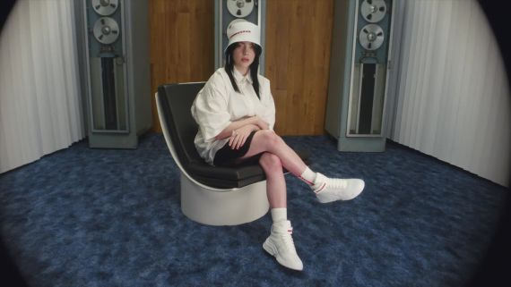 Watch Artificial Intelligence Interview Billie Eilish