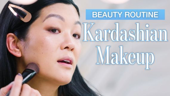 Beauty Expert Tries Kim Kardashian's $357 Everyday Makeup Tutorial