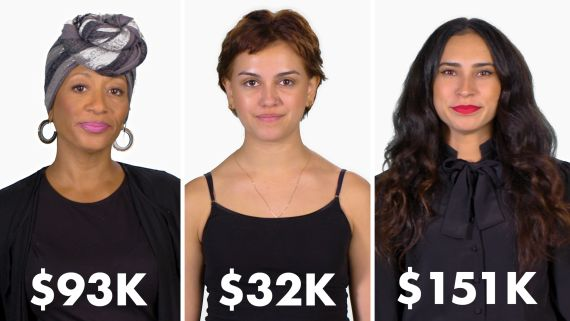 Women of Different Salaries: How Much Do You Tip?