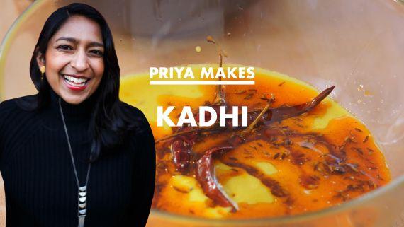 Priya Makes Kadhi