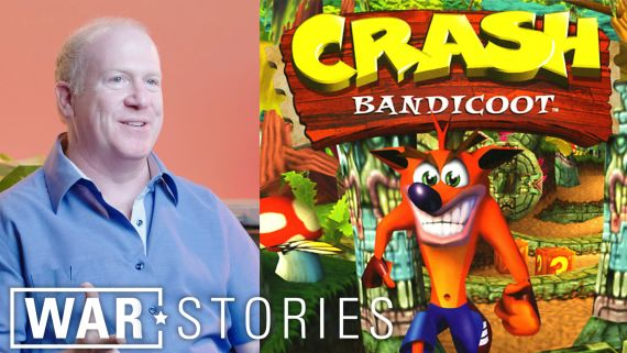 How Crash Bandicoot Hacked The Original Playstation