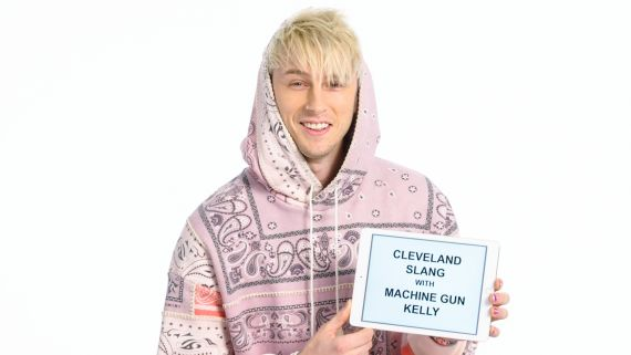 Machine Gun Kelly Teaches You Cleveland Slang