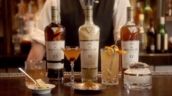 The Macallan tasting menu you can only get at this exclusive NYC hideaway