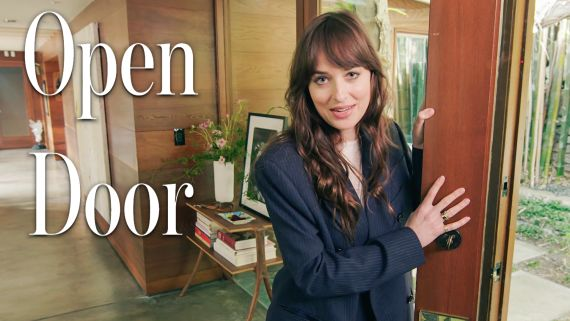 Inside Dakota Johnson's Serene Hollywood Home