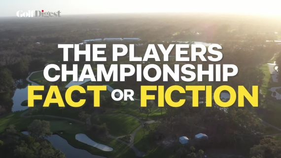 The Players Championship: Fact or Fiction