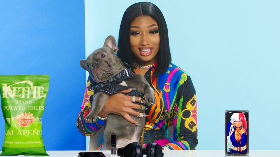 10 Things Megan Thee Stallion Can't Live Without