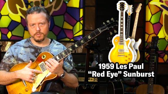"Jason Isbell Shows Us His Rarest Guitars (ft. Les Paul ""Holy Grail"")"