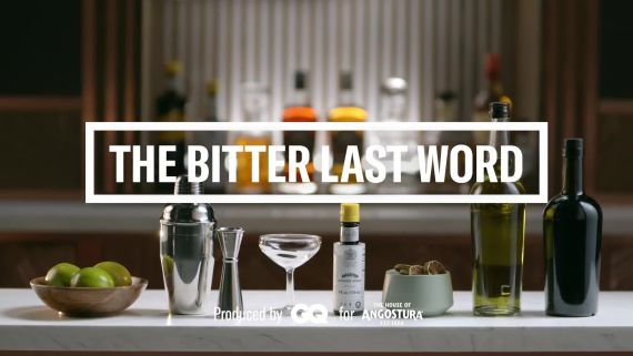 Your Favorite New Cocktail, The Bitter Last Word