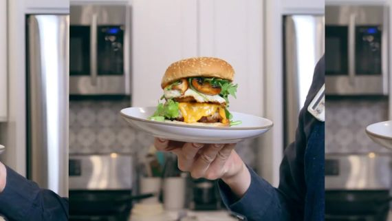 Blended Burger Contest: Winner Announcement