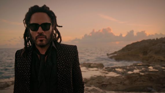 Lenny Kravitz Goes Back to His Roots in The Bahamas
