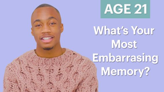 Men Ages 5-75: What's The Most Embarrassing Thing That Has Happened To You?
