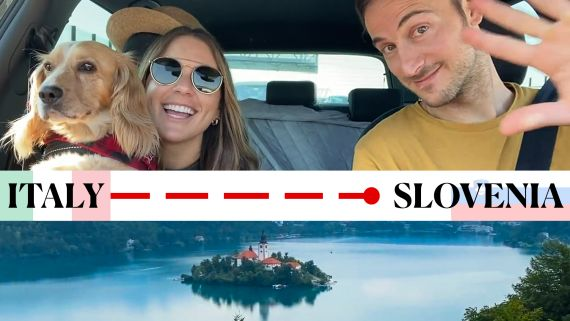 Great Drives: An Epic Late-Summer Road Trip Through Slovenia