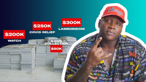 How Laremy Tunsil Spent His First $1M in the NFL