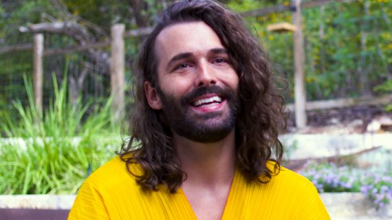 Body Stories: Jonathan Van Ness on Self-Acceptance, Health, and Recovery