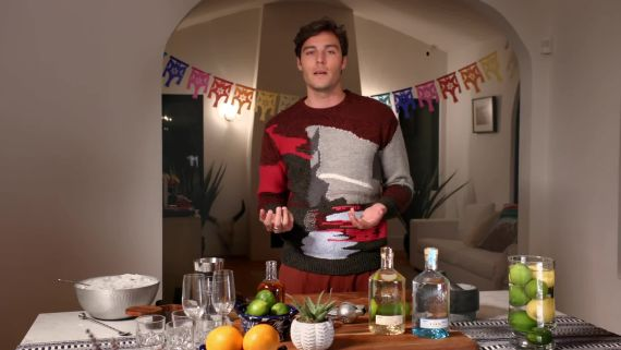 Volcán Tequila's Guide to Hosting the Perfect Night In
