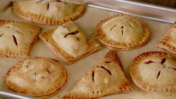 Holiday Flavored Hand Pies