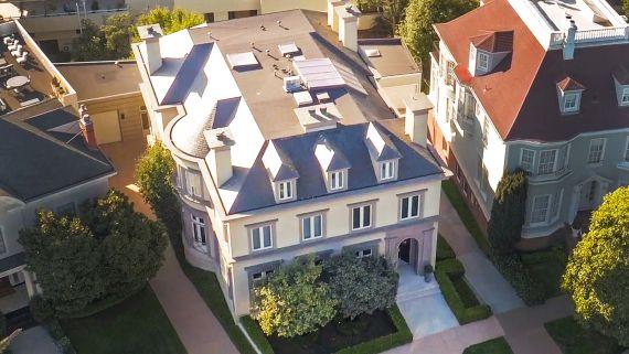 Inside A Palatial $20M San Francisco Mansion