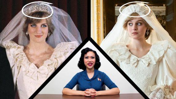 Fashion Historian Fact Checks The Crown's Wardrobes