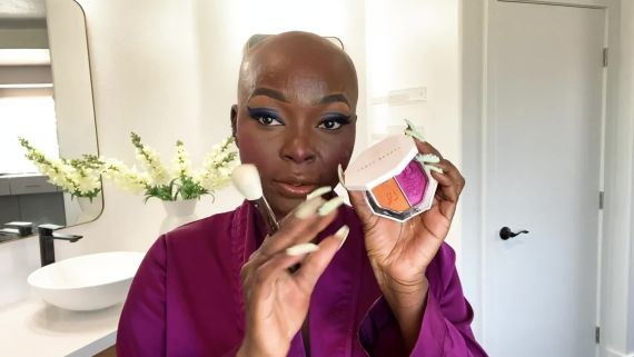 Shalom Blac's Beauty Secrets: Watch Her 10-Minute Guide to Airbrushed Skin and Everyday Glam